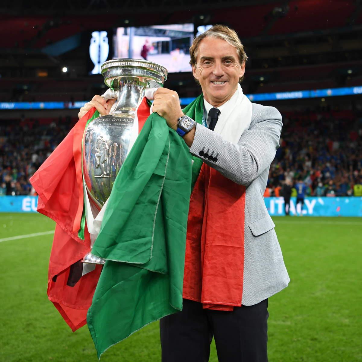 Dopo l'1-1 ai tempi supplementari l'Italia batte l'Inghilterra 3-2 ai rigori e conquista Euro 2020