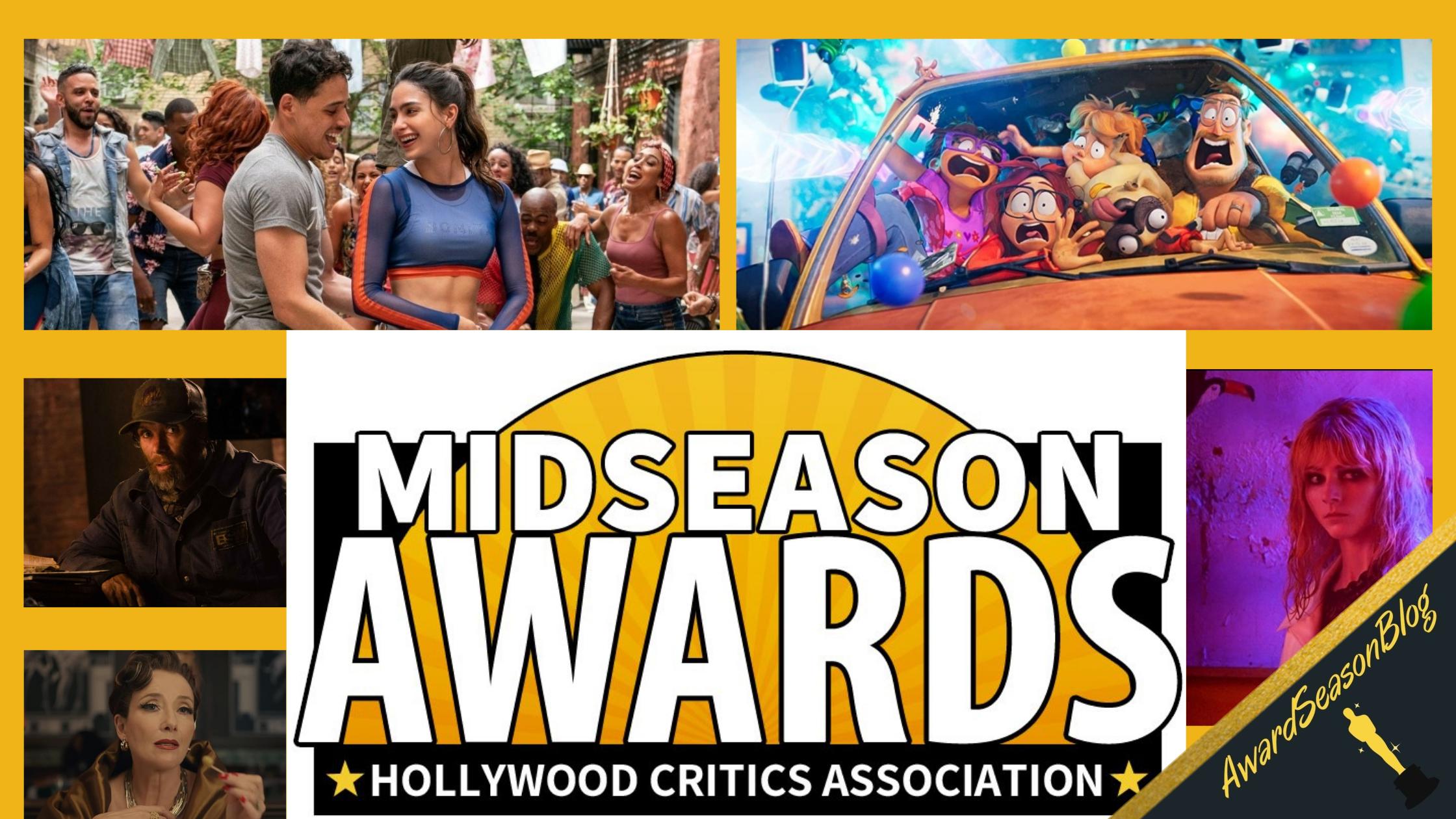 HCA Midseason Awards 2021: Sognando a New York - In The Heights eletto miglior film di metà stagione