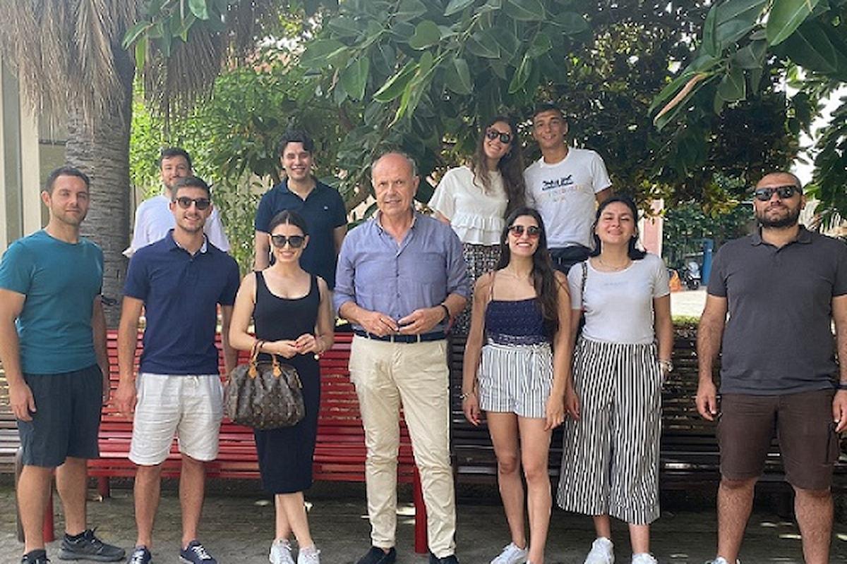Milazzo (ME) – Midili incontra i membri della Consulta giovanile