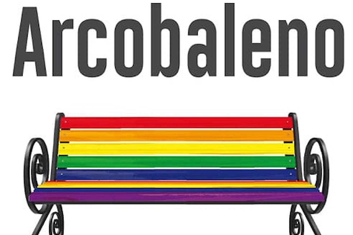 Canal G onlus inaugura a Francavilla la panchina gay contro l'omofobia