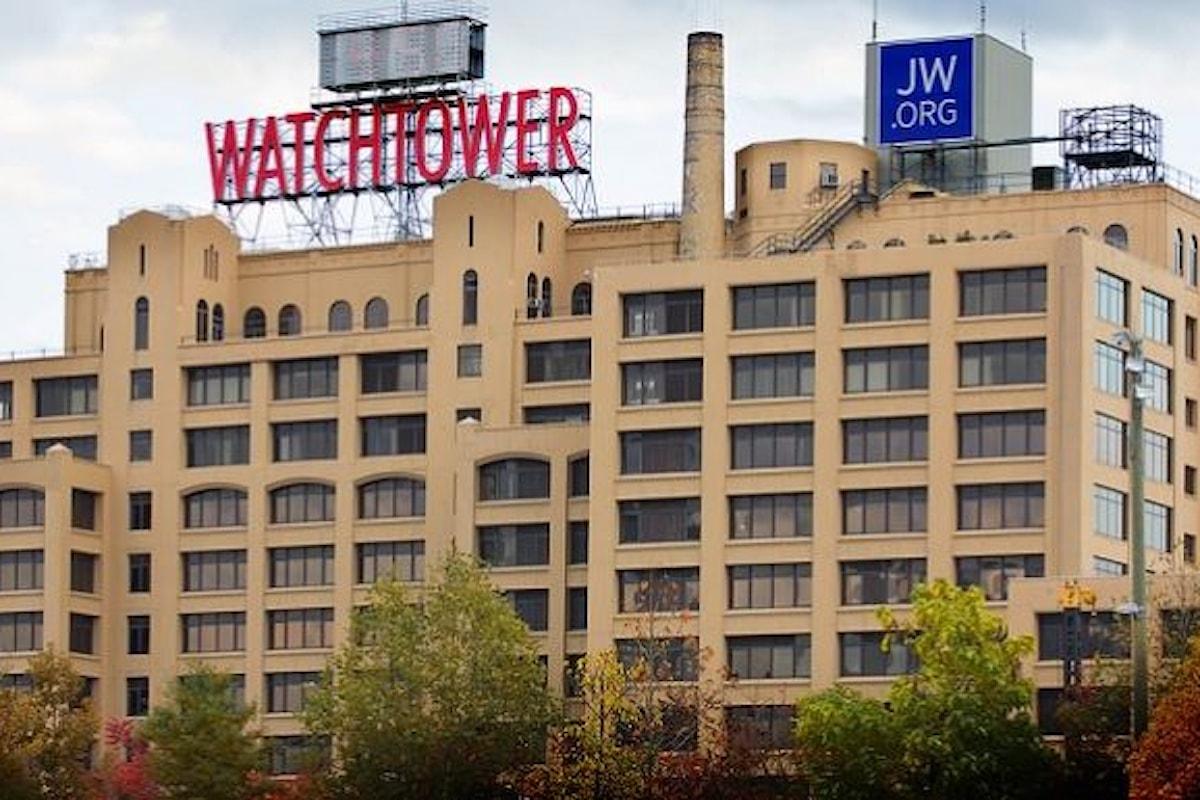 La vita dei testimoni di Geova controllata e manipolata dalla Watch Tower