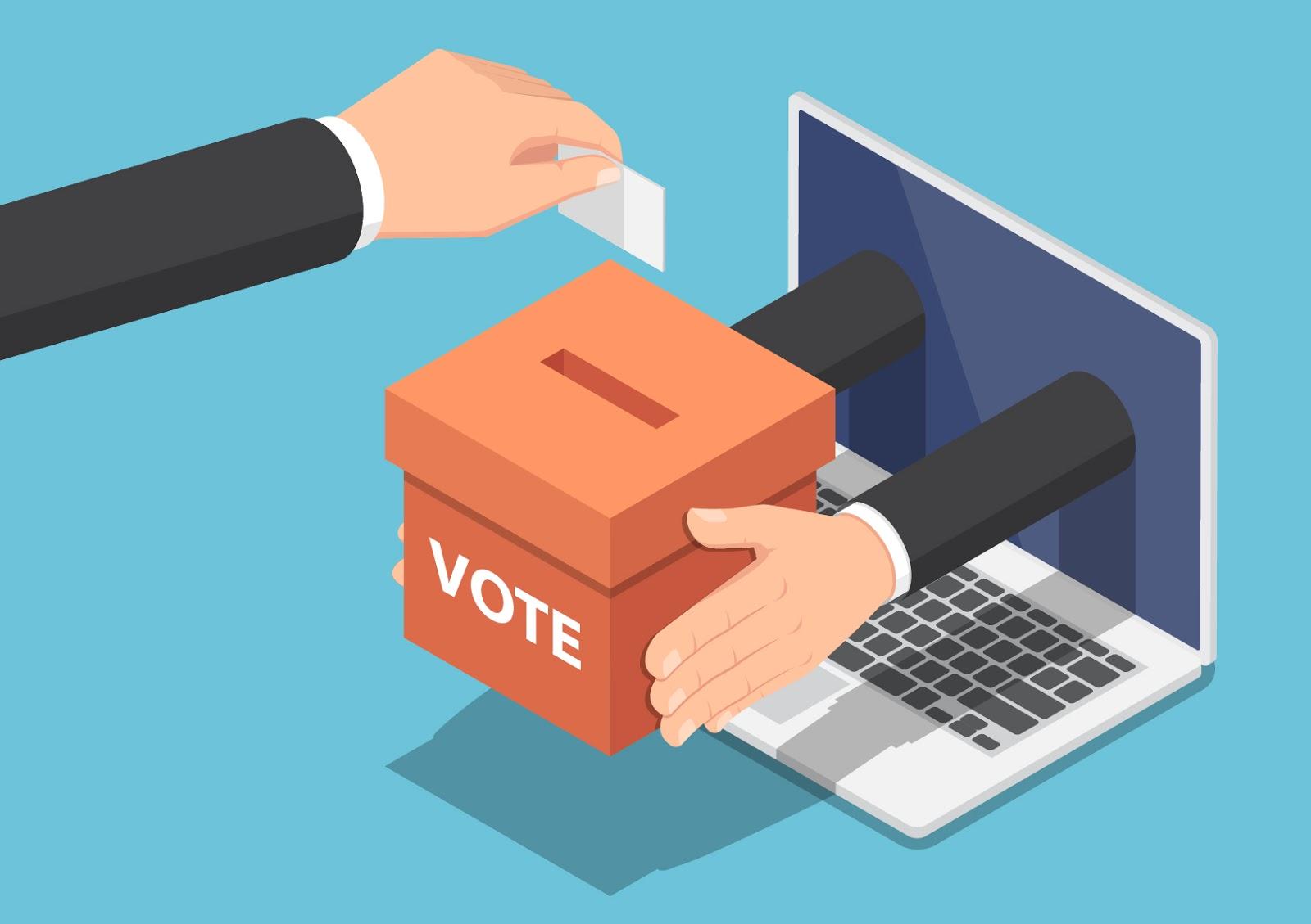 Presentato al Senato ddl per il voto elettronico degli italiani all'estero
