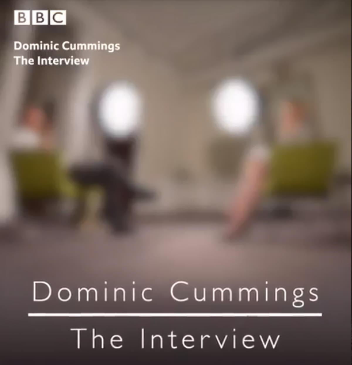Guai in vista per Johnson per un'intervista rilasciata alla BBC da Dominic Cummings