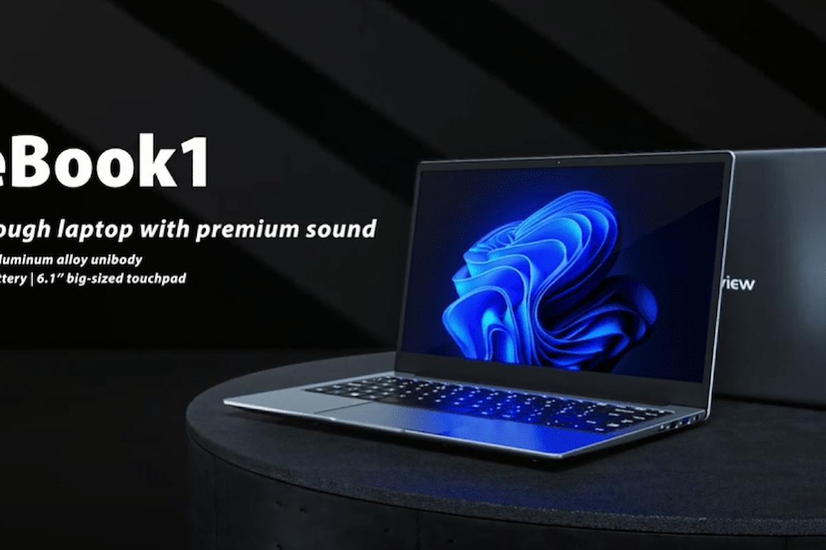 Blackview AceBook1 arriva sul mercato ed è subito in offerta