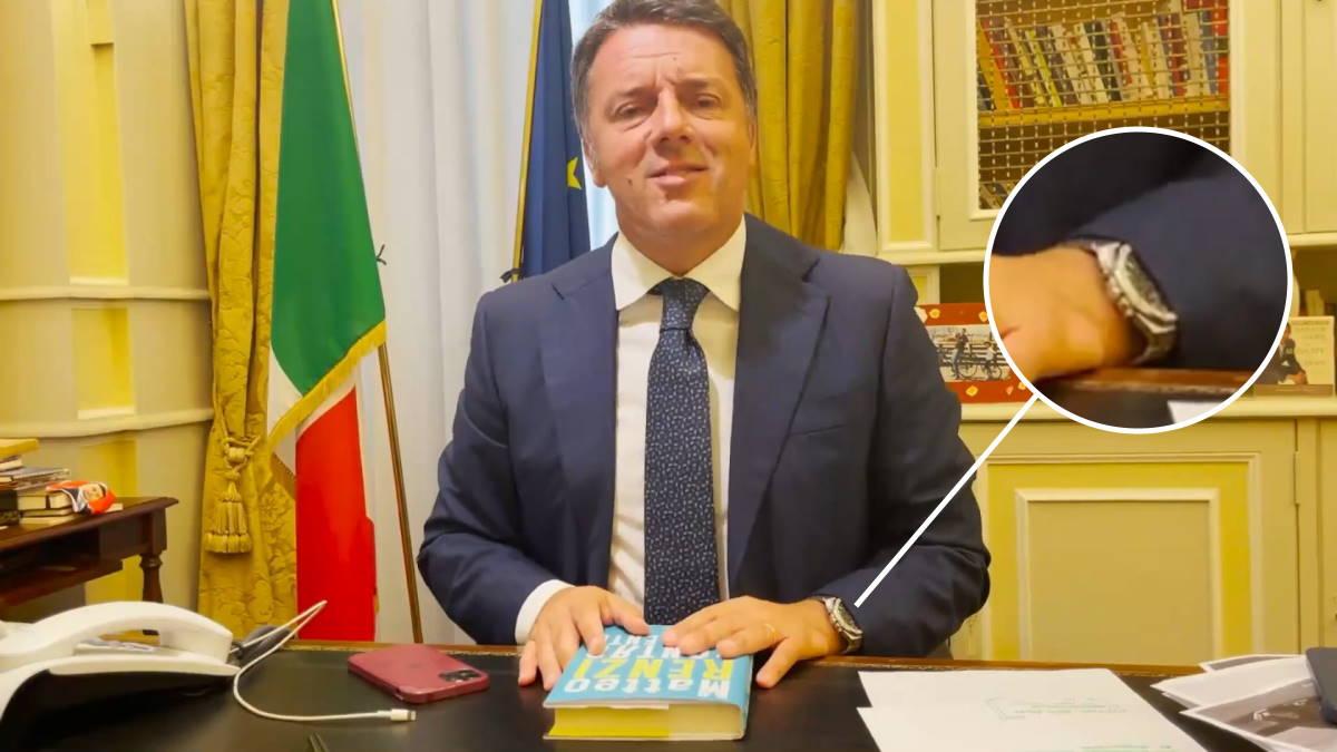 Ma quanto costa l'orologio di Renzi!