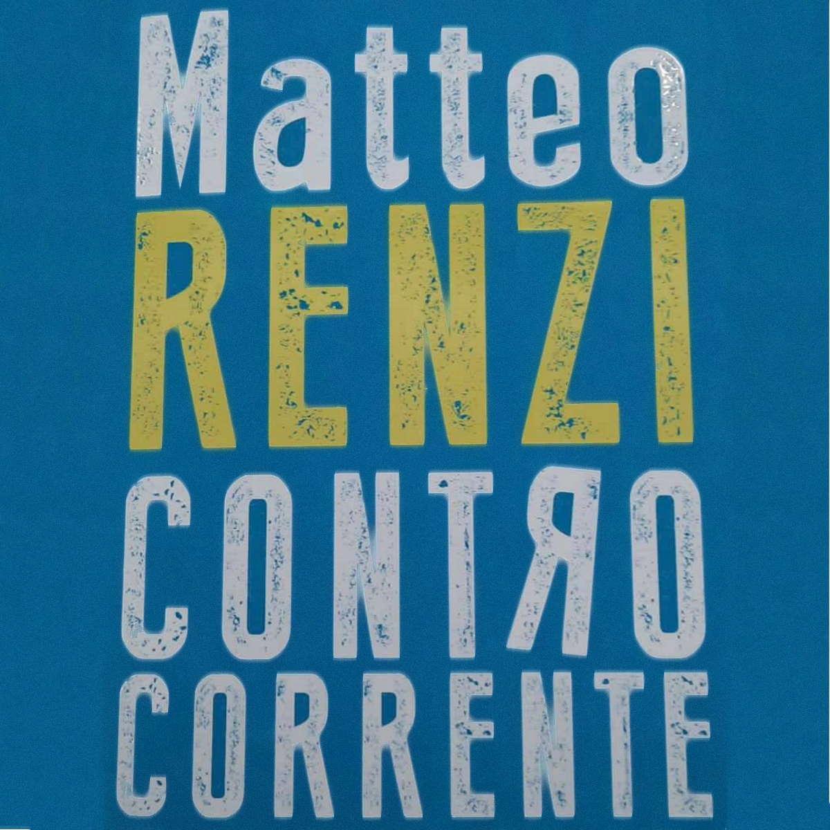 ControCorrente? Più che altro contro ogni logica dare a Renzi 18 euro per farsi raccontare ciò che già ci ripete giornalmente