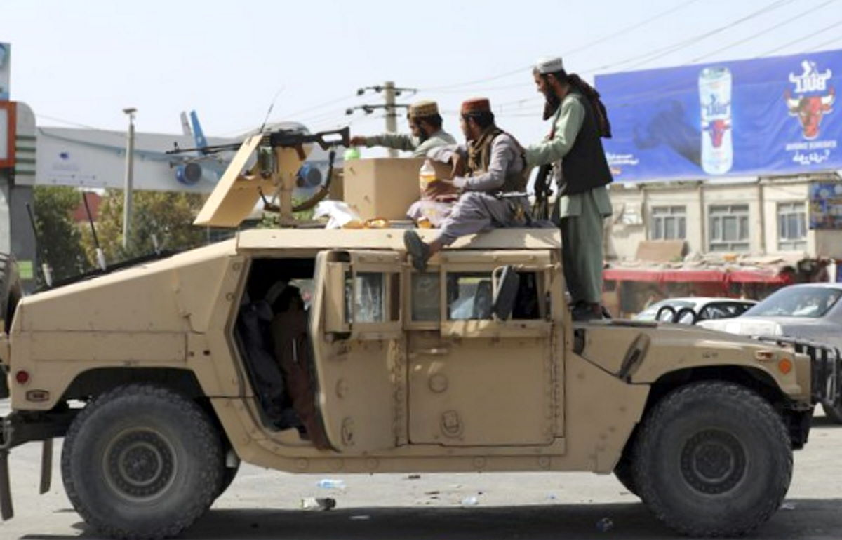 Gli Usa si ritirano dall'Afghanistan ed i talebani ringraziano per tutto quanto gli è stato regalato