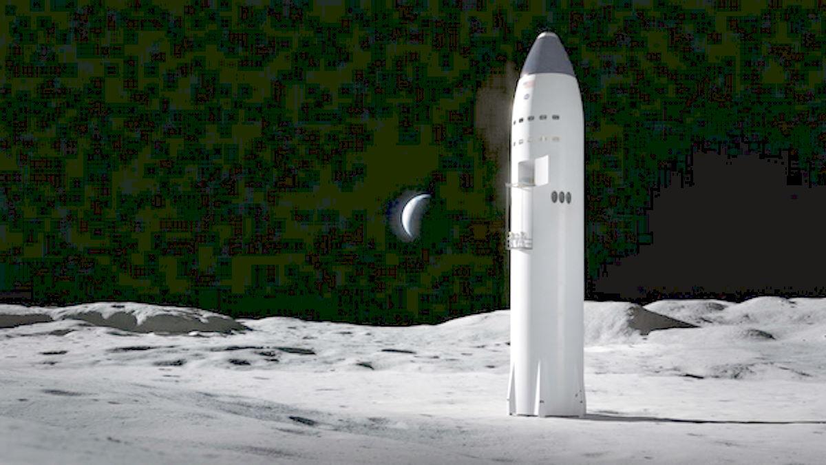 La Nasa assegna la realizzazione del lander lunare a SpaceX e Blue Origin la cita in giudizio