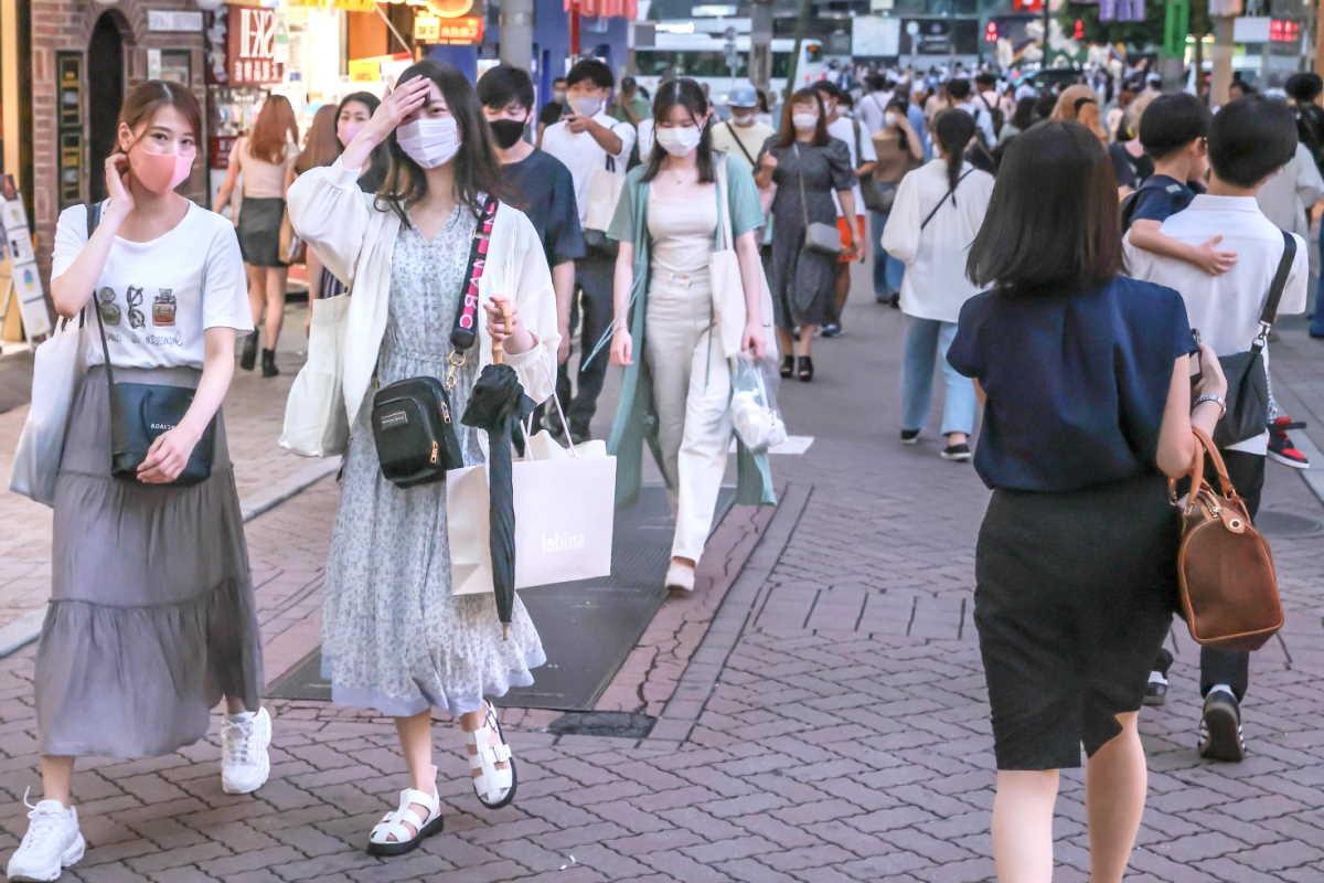 Nuovo record di contagi a Tokyo: 4166 casi in 24 ore