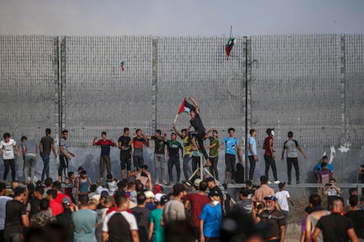 Giornata di tensione a Gaza per la morte di un 32enne palestinese
