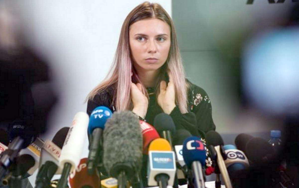 Cacciati dai Giochi i due allenatori che avevano minacciato Krystina Timanovskaya