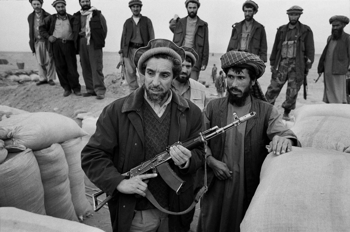 Il 9 settembre 2001, moriva in un attenta Ahmad Sha Massud