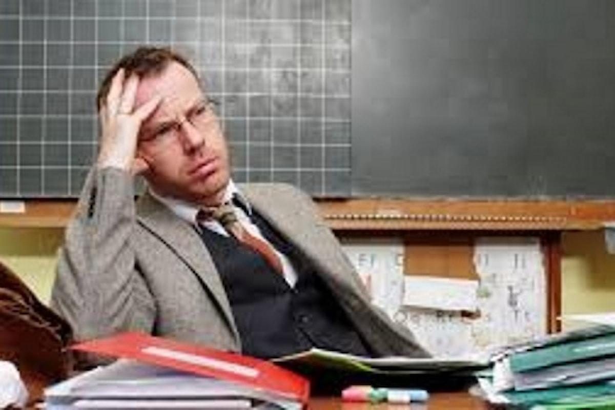 La realtà emotiva dei docenti può avere ripercussioni sullo stato psicologico degli alunni