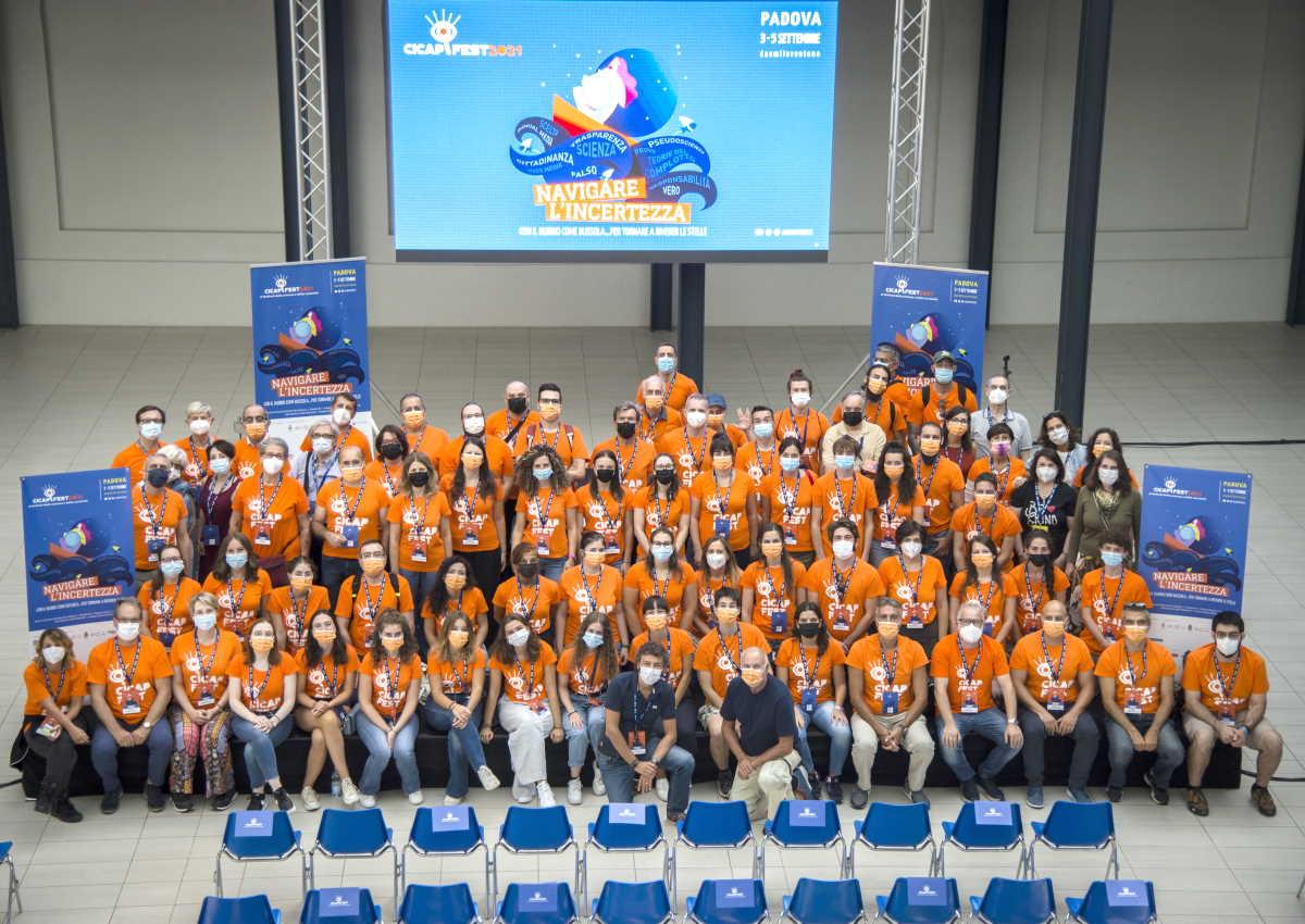 Si è conclusa con successo a Padova la 4ª edizione del CICAP FEST 2021. Ecco com'è andata