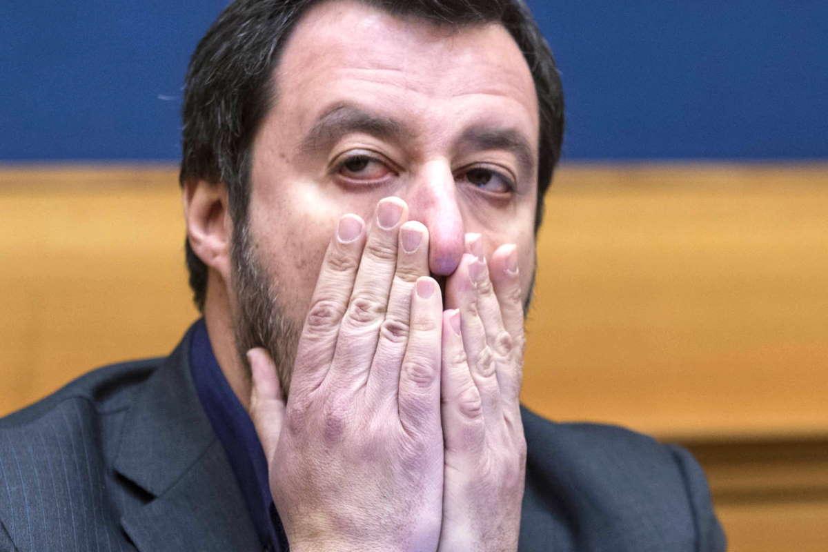 La Lega vota il decreto Green Pass e cerca di far passare come una vittoria l'ennesima figuraccia di Salvini