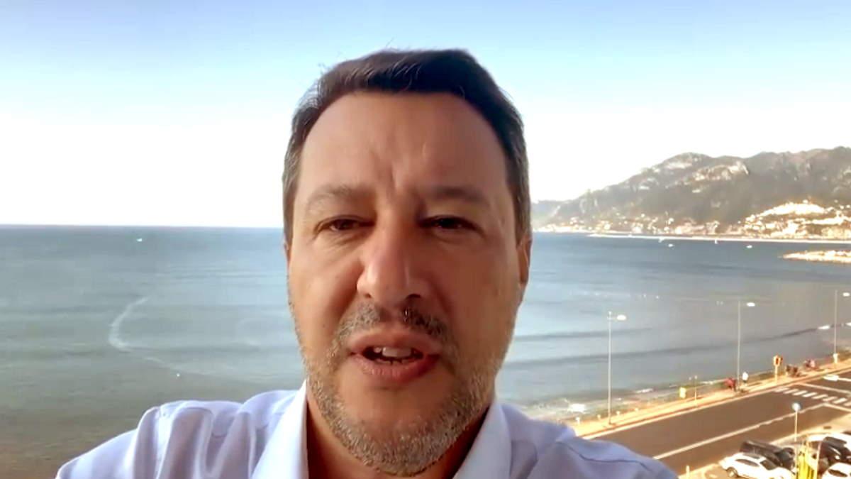 Salvini: se il ministro Lamorgese è in grado di lavorare bene lo dimostri, altrimenti si faccia da parte