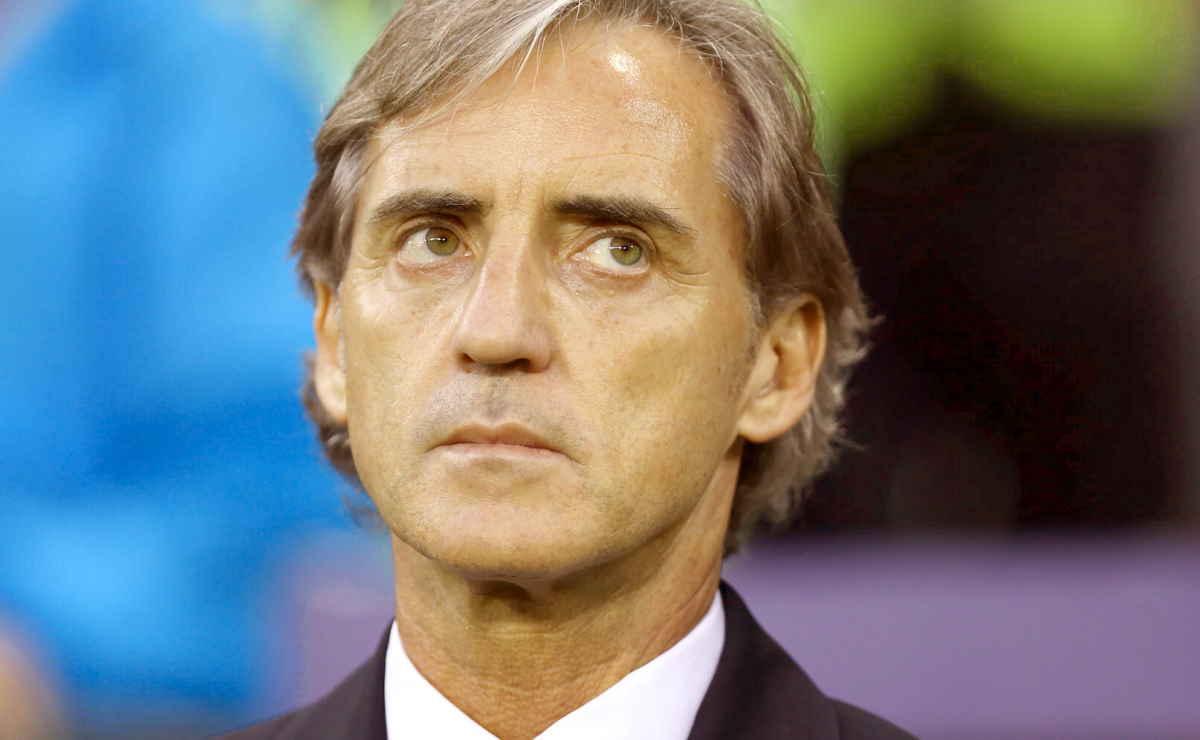 Il record dell'Italia non soddisfa Mancini