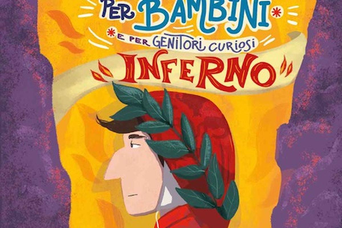 La Divina Commedia di Dante in storie e disegni per lettori più giovani