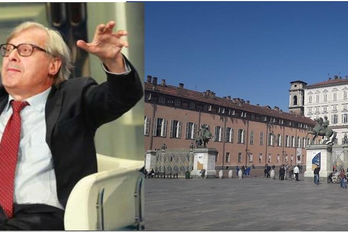 Il Rinascimento a Torino. Dopo l'annuncio di Vittorio Sgarbi, Rinascimento arriva a Torino e mette le ali a Damilano: la rinascita di una Torino bellissima?
