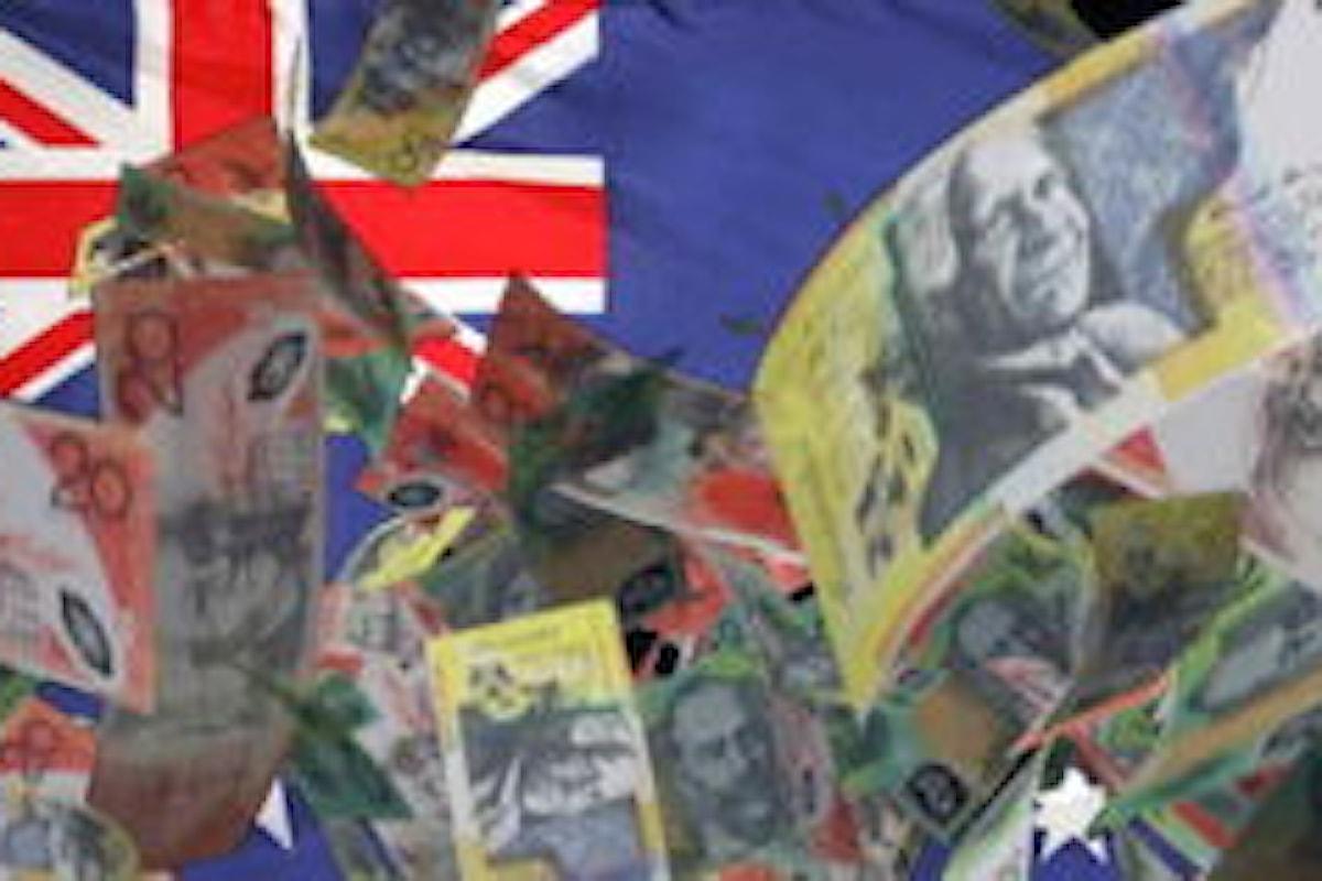 Costo del denaro invariato in Australia. La RBA non cambia rotta