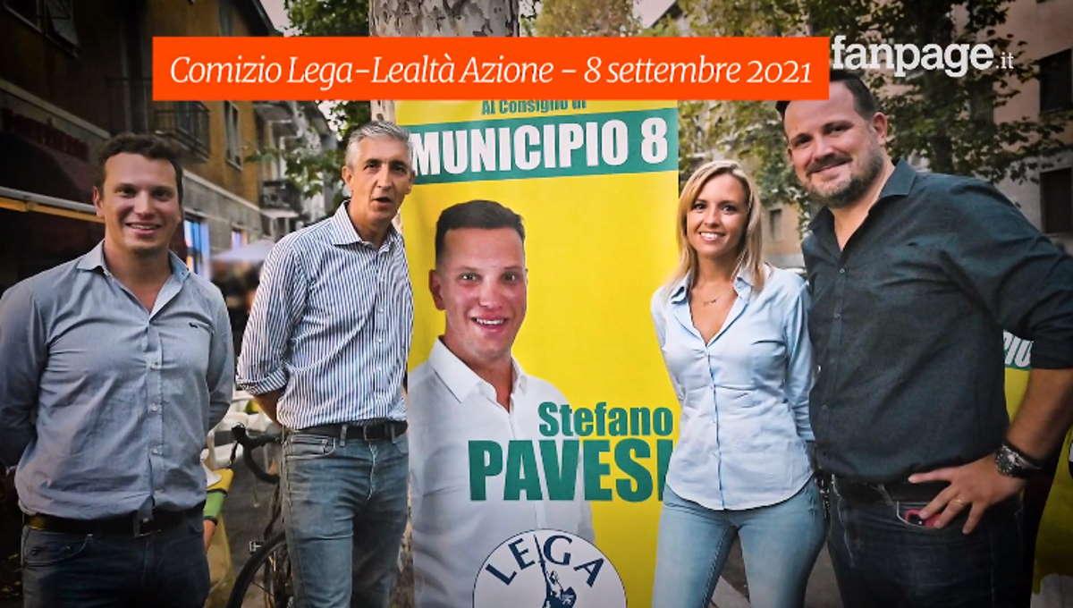 Fanpage e i fascisti: stavolta tocca alla Lega