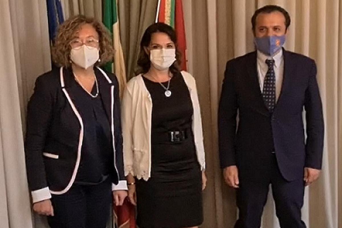 Messina – A Palazzo dei Leoni s'è insediato il Commissario straordinario Andreina Mazzù
