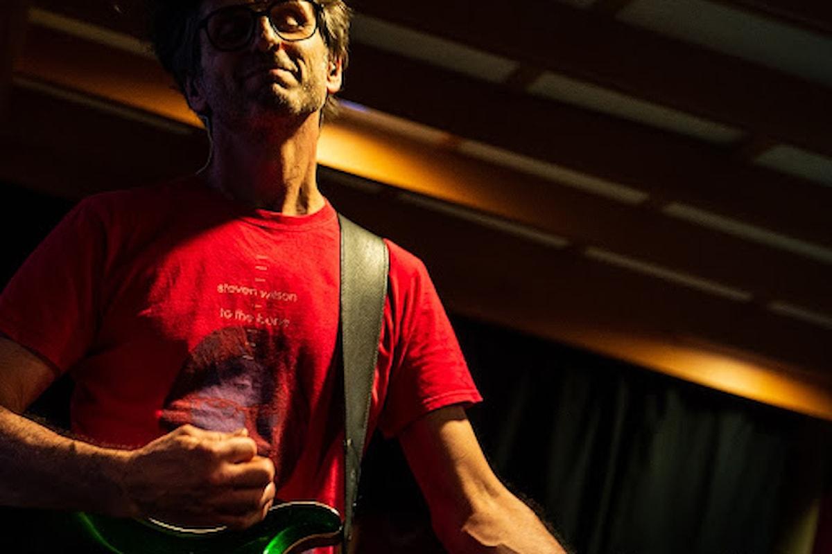 """BEPPE CUNICO, """"I wanna play"""" è il nuovo singolo prog-rock del cantautore e batterista vicentino"""