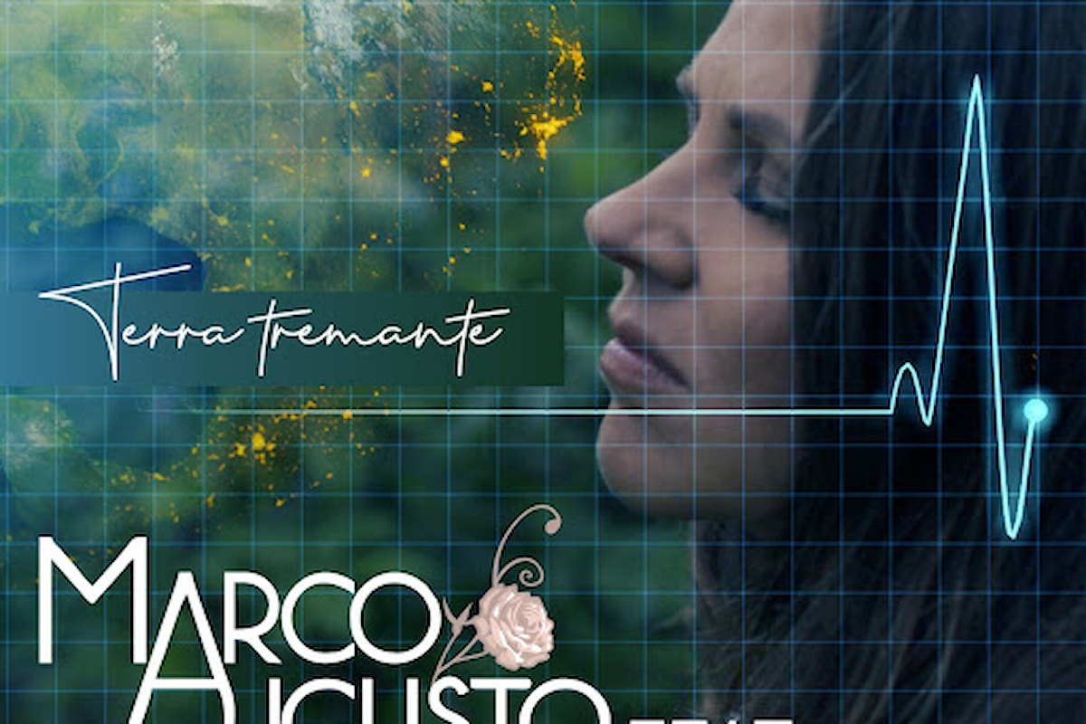 """MARCO AUGUSTO, feat. Julia Bless: """"Terra tremante"""" è il nuovo singolo del cantautore italo tedesco che affronta la crisi climatica dialogando intensamente con madre terra"""
