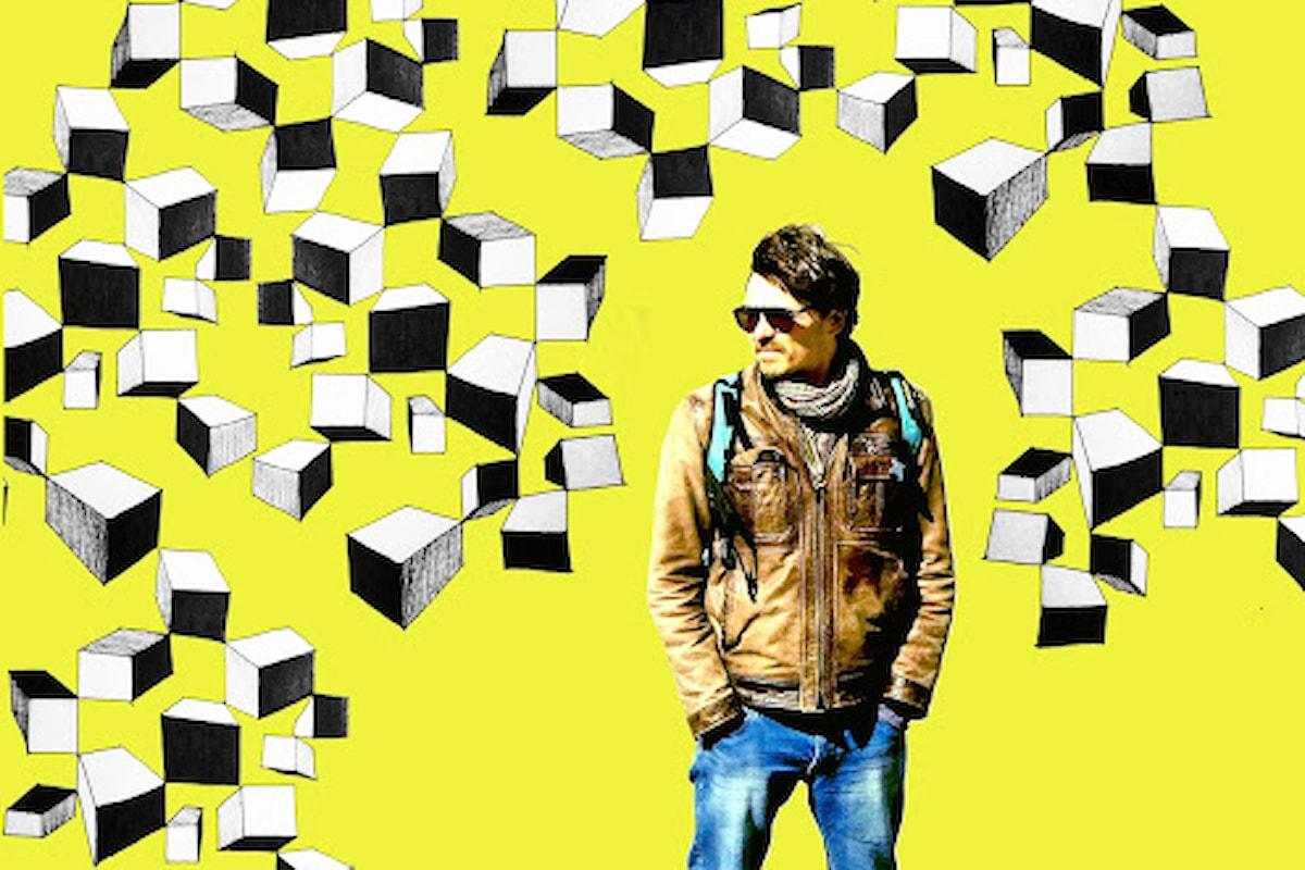 """alcunelacune, """"Gioco di prestigio"""" è il nuovo capitolo artistico del musicista e songwriter milanese Andrea Ricci"""