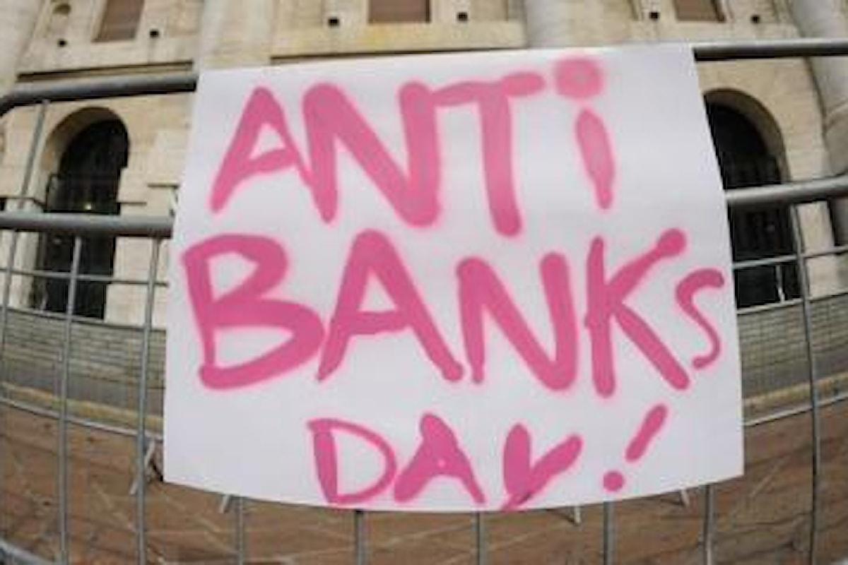 Azionisti e obbligazionisti, truffati dal decreto salva banche, protesteranno domani a Roma davanti alla Camera