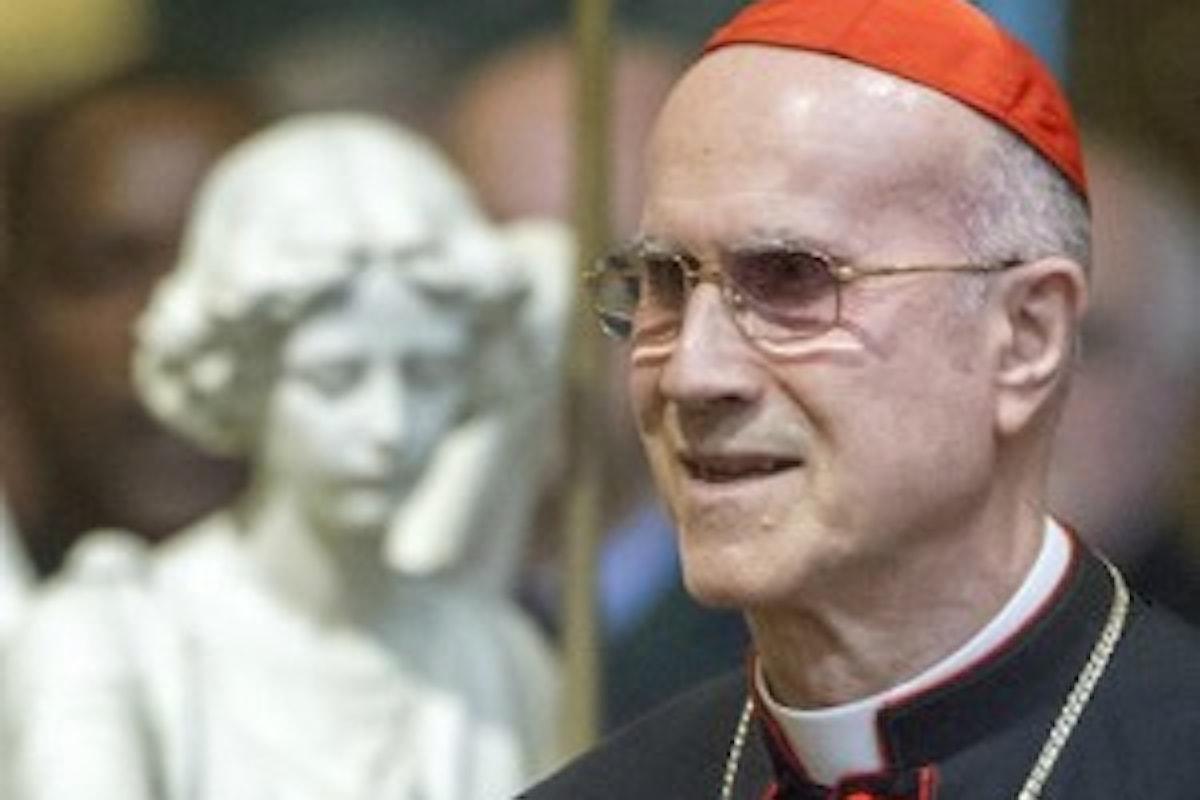 Tarcisio Bertone restituisce 150000 euro al Bambin Gesù
