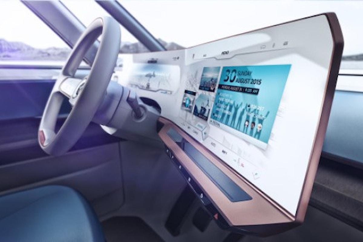 Consumer Electronics Show di Las Vegas e le vetture del futuro