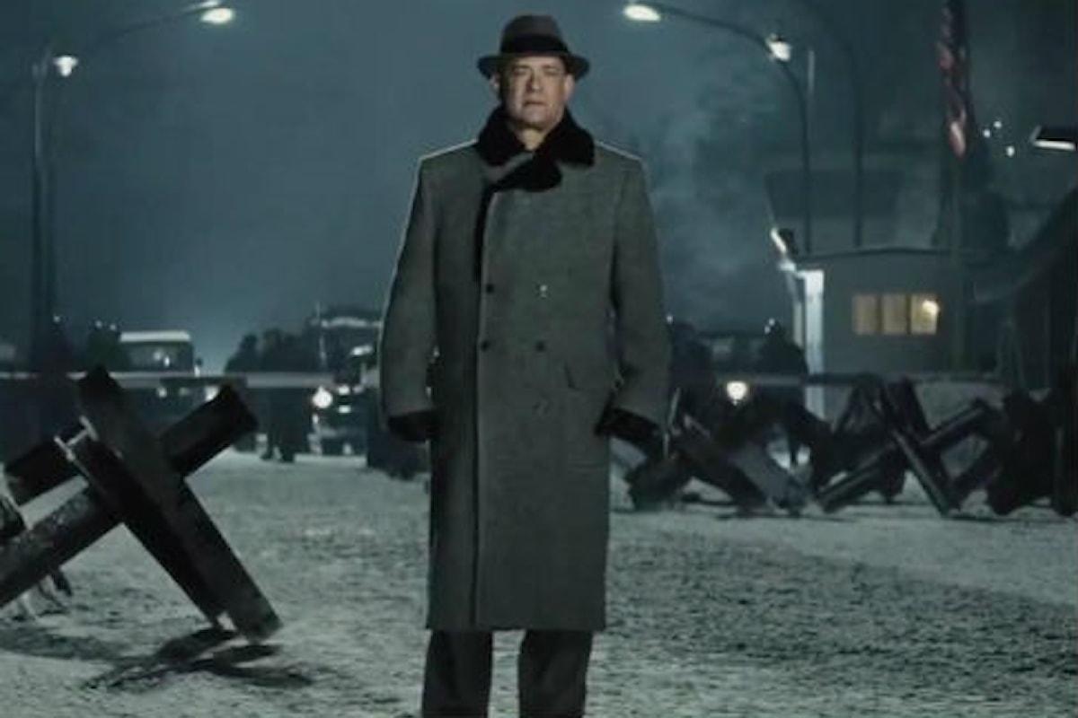 La recensione di Il Ponte della Spie di Steven Spielberg con Tom Hanks