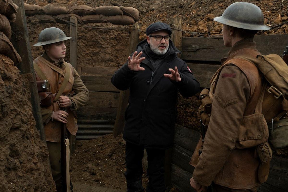 Sam Mendes per il film 1917 vince il prestigioso Directors Guild of America Award e punta all'Oscar per la miglior regia