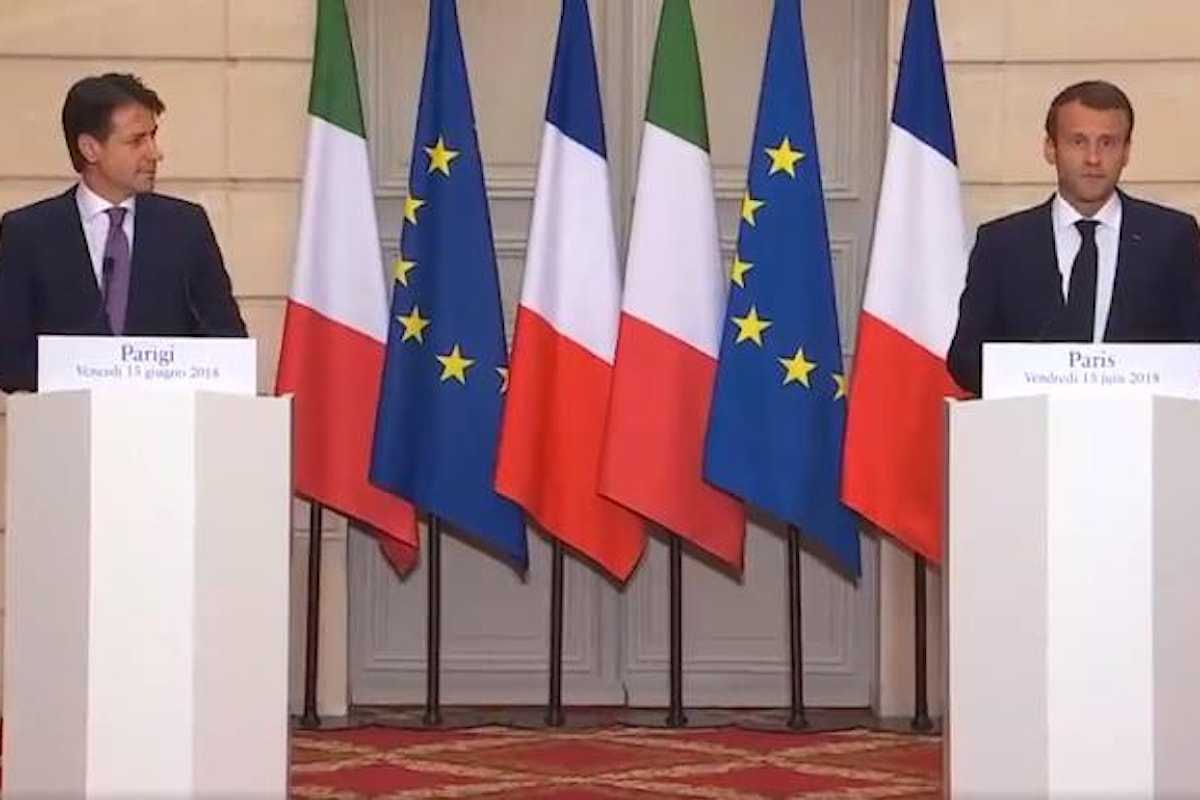 Conte a Parigi, intesa perfetta con Macron. Ma Salvini sarà soddisfatto?