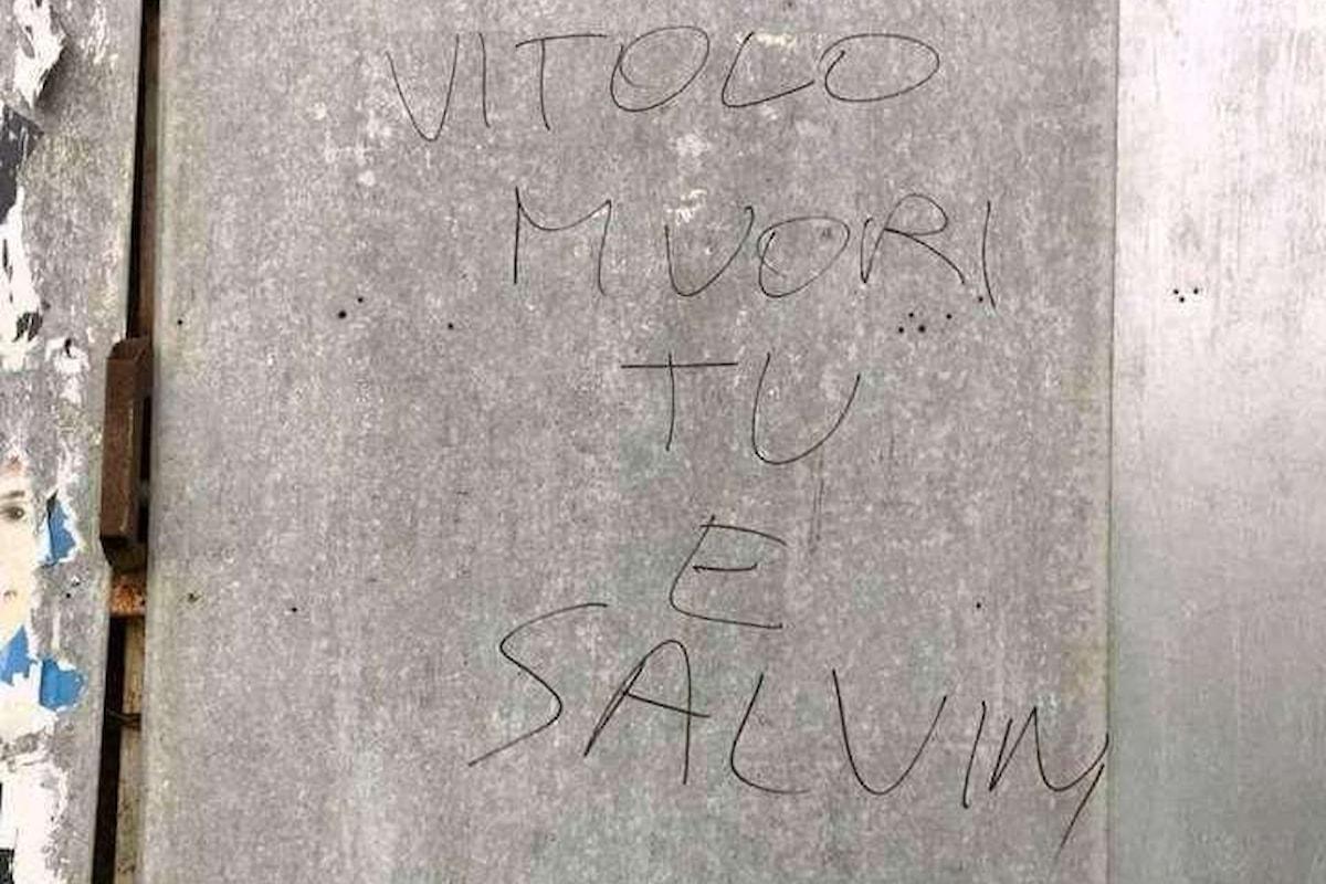 Muori tu e Salvini, minacce per un giovane dirigente della Lega. Succede nel salernitano