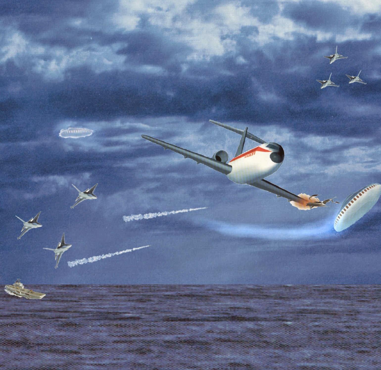 """IL MISTERO """"MORTALE"""" DI USTICA: UFO SULLA ROTTA DELL'AEREO PRECIPITATO?"""