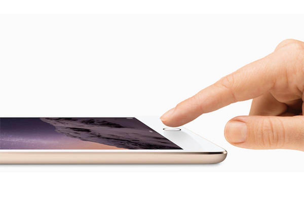 Apple | anche su MAC lo sblocco tramite Touch ID
