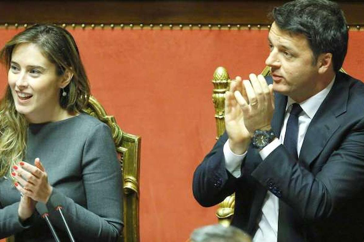 Corradino Mineo su Guidi, Boschi e Renzi