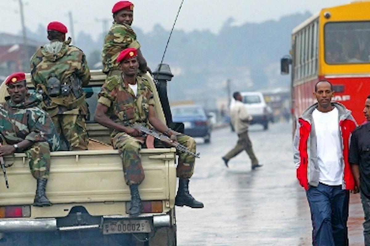 ETIOPIA, TERRA DIMENTICATA. Amnesty denuncia: la polizia ha ucciso almeno 100 persone