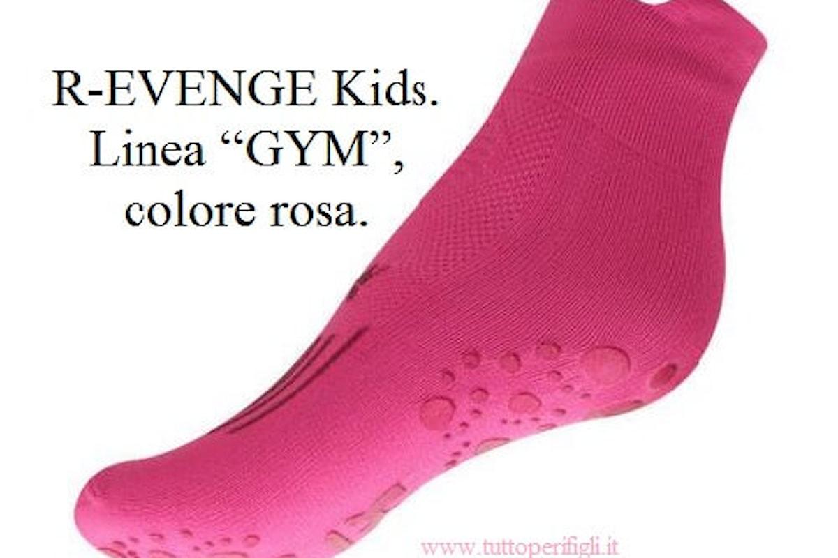 Sport in sicurezza per i piedi dei bambini