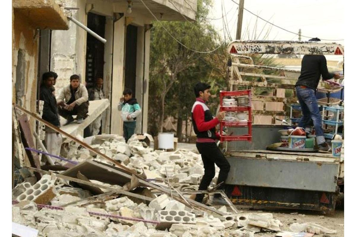 A Idlib si profila una nuova emergenza umanitaria causata dalla guerra in Siria