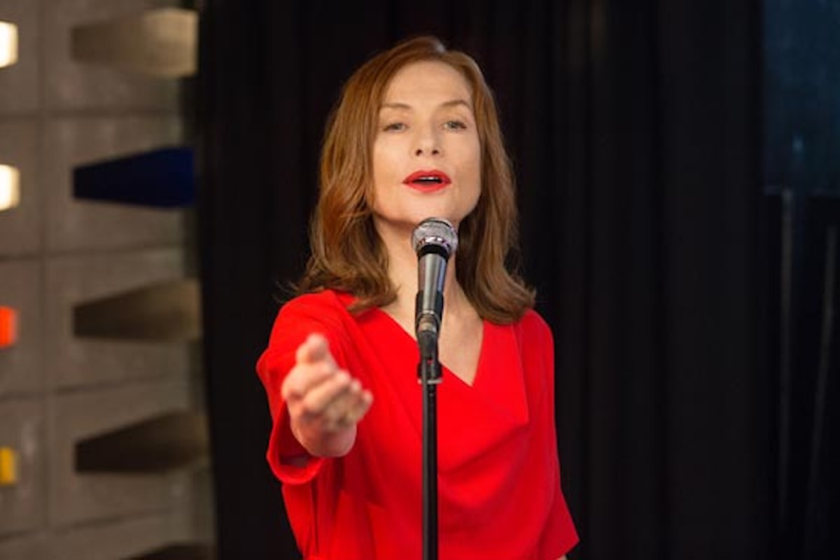 In Conversation with.. Isabelle Huppert a TORONTO 2016