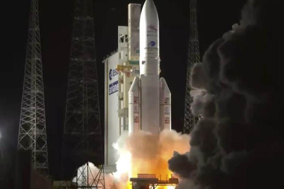La BepiColombo ha iniziato il suo viaggio verso Mercurio dove arriverà nel 2025