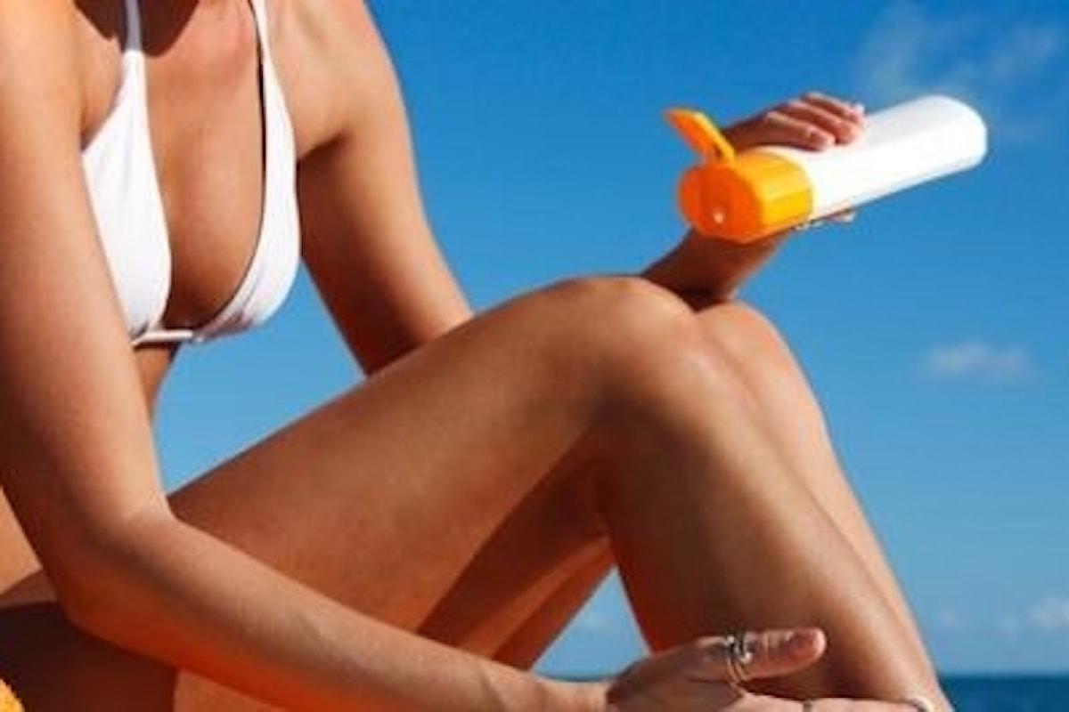 Creme solari: quando la protezione diventa trattamento estetico