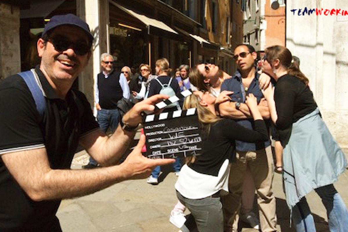 A Venezia come i divi di Hollywood