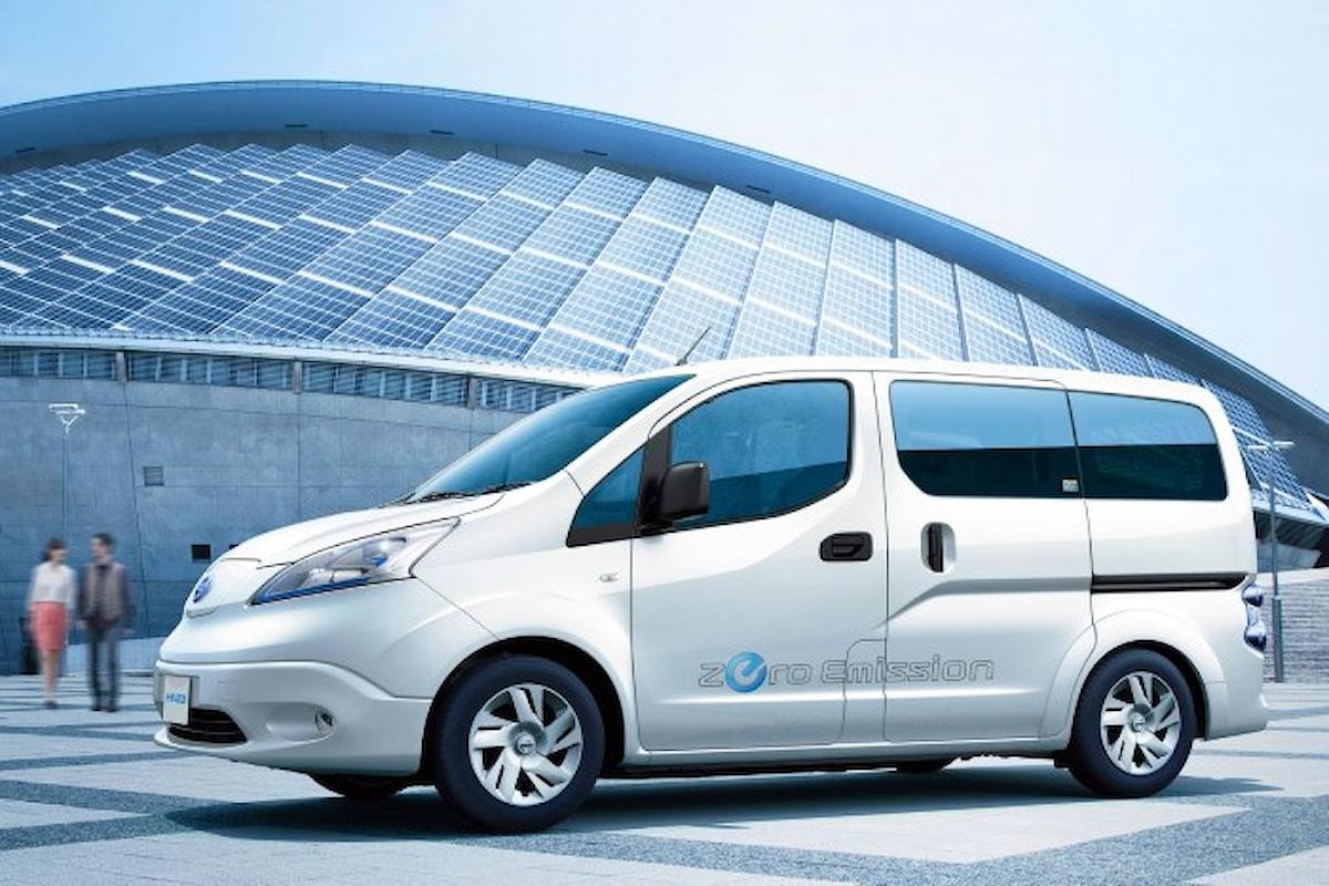 Nissan sperimenta in Giappone come gestire le conseguenze dell'uso delle auto elettriche sulla rete di distribuzione della corrente