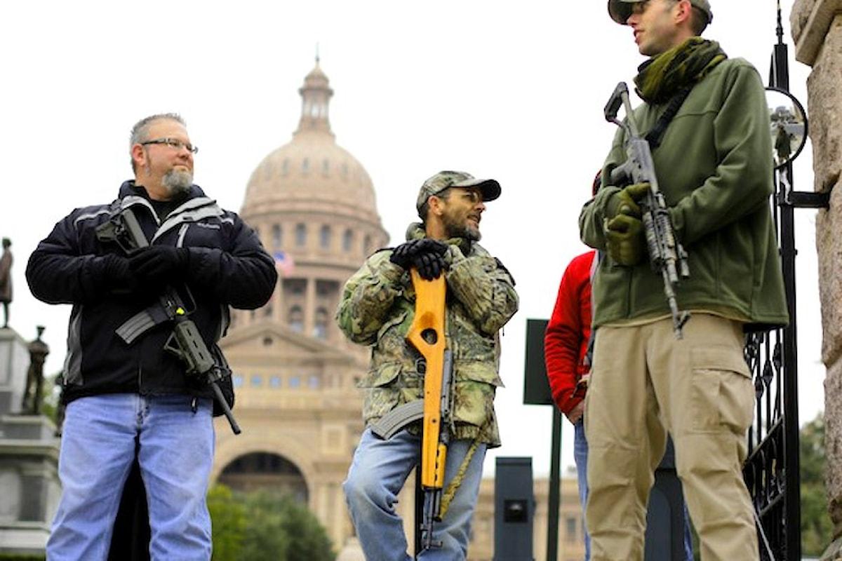 26 morti in Texas, ma è solo terrorismo americano