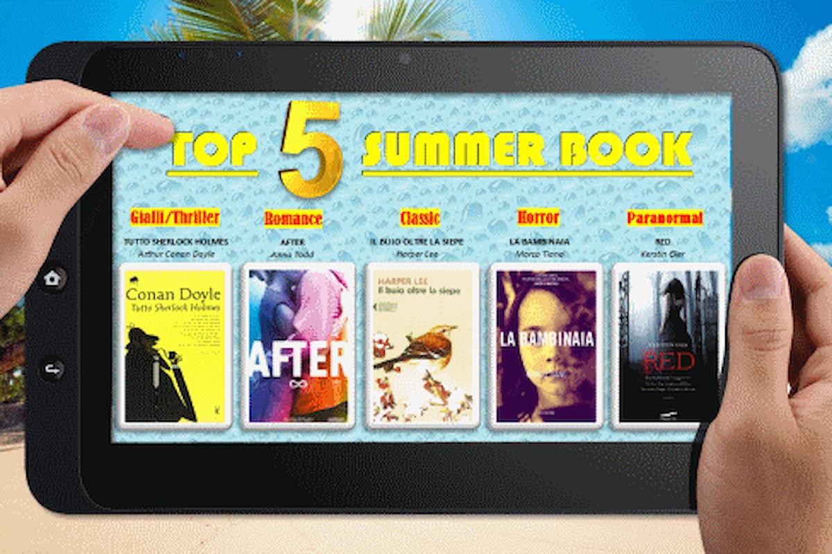 Top Five Summer Book 2017