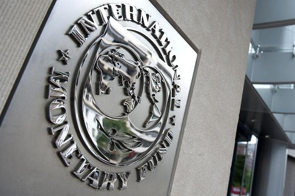 Calano le aspettative del Fondo Monetario Internazionale sulla crescita economica mondiale